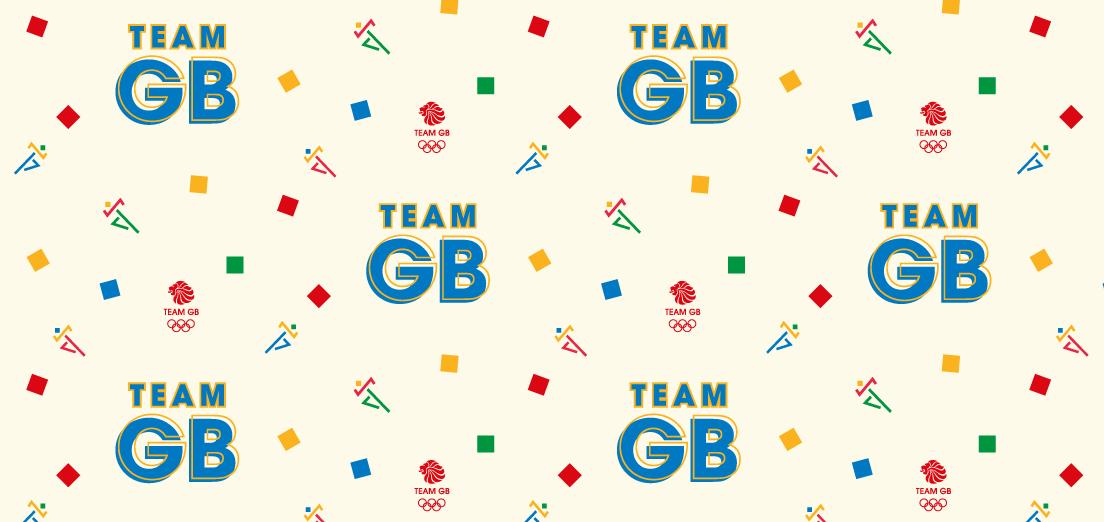 Team GB Heritage Pattern